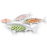【Hoobbe】大魚吃小魚 沙拉盤 (水果盤)