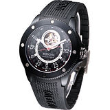 epos Sportive 皇家武士 機械腕錶-(3389.133.25.35.55)IP黑