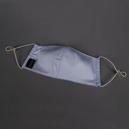 【竹炭任選】LACOYA   竹炭兒童口罩(AP046-3- 水藍)-2 件組