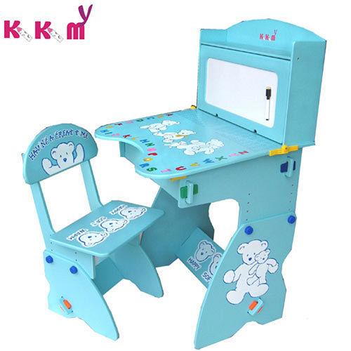 kikimmy 兒童升降成長桌椅組
