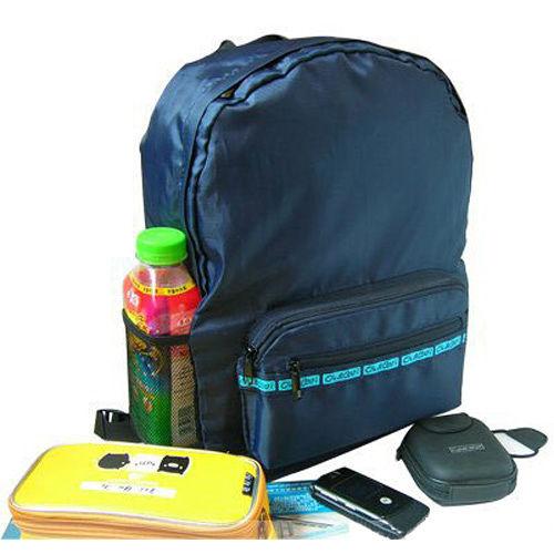 PUSH!旅遊用品 可折疊便攜式 旅行背包 雙肩背包