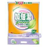 加倍潔防蹣潔白洗衣粉-尤加利+小蘇      打配方4.5kg
