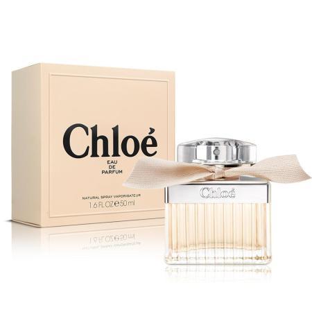 Chloe 同名/粉漾玫瑰 女性淡香精50ml