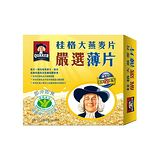 桂格大燕麥片-嚴選薄片1200g