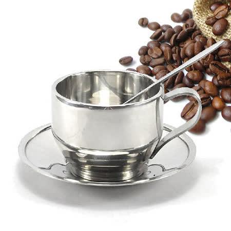 304不鏽鋼咖啡杯 -friDay購物
