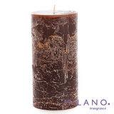 【MILANO 米蘭香氛蠟燭】香格里拉檀香木香氛手工蠟燭(3x6吋)