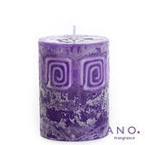 【MILANO 米蘭香氛蠟燭】波希米亞薰衣草香氛手工蠟燭(3x4吋)