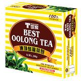 《T世家》凍頂烏龍茶包(100入/盒)