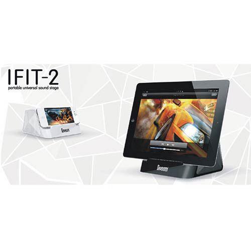 DIVOOM DIVOOM 多媒體喇叭 IFIT-2(黑/白)