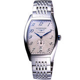 LONGINES Evidenza 藝術酒桶型腕錶(L26424736)