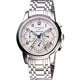 LONGINES Saint-Imier 經典復刻計時腕錶(L27524736)