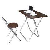 環球-[耐重型]折疊桌椅組[長方形](一桌一椅)二色可選