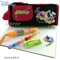 Disney迪士尼mickey米奇筆袋化妝包-黑色