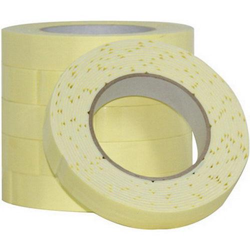 超強黏度 泡棉雙面膠帶 48mm x 5Y(4.5M) 5入