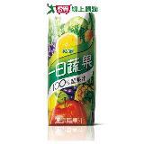 波蜜一日蔬果100%蔬果汁250ml*6入