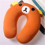 魔法Baby ~可愛卡通立體造型健康護頸枕(成人兒童皆適用)~c0045
