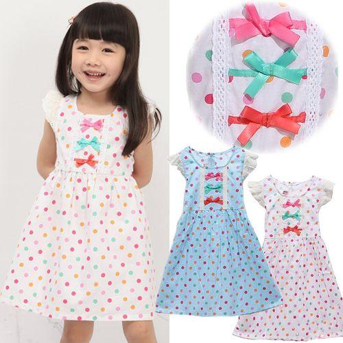 夏日《彩色點點款》甜美氣質小洋裝【現貨+預購】