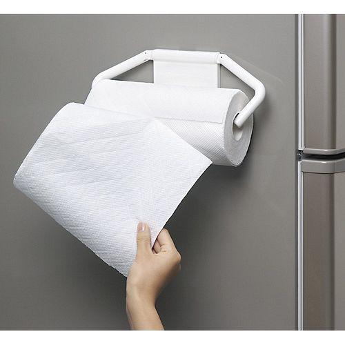 LEC~磁吸式捲筒紙巾架