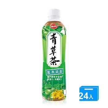味丹心茶道-青草茶560ml*24入(箱)