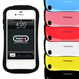 imymee 波浪型 iPhone 4S/4 保護殼