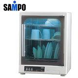 『SAMPO』☆聲寶 三層光觸媒紫外線烘碗機 KB-GD65U