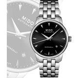 MIDO Baroncelli 尊爵紳士機械錶(M86004181)-鋼帶