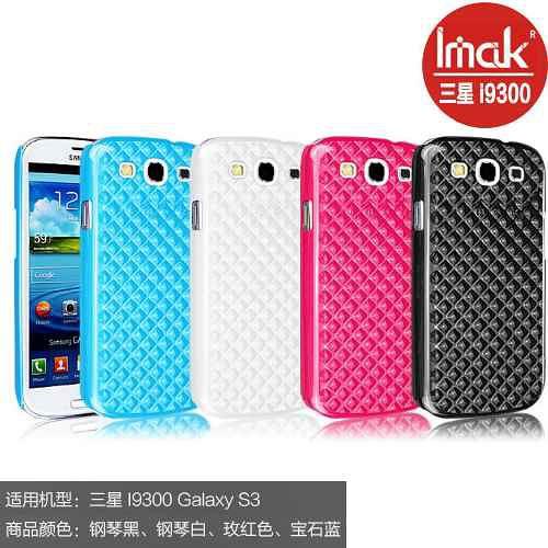 IMAK Samsung i9300 Galaxy S3 專用水立方系列超薄冰激凌保護殼