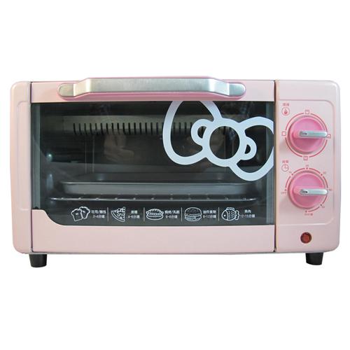 Hello Kitty 10L電烤箱-OT522