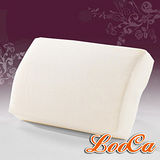 【LooCa】吸濕排汗釋壓午安枕(米白)