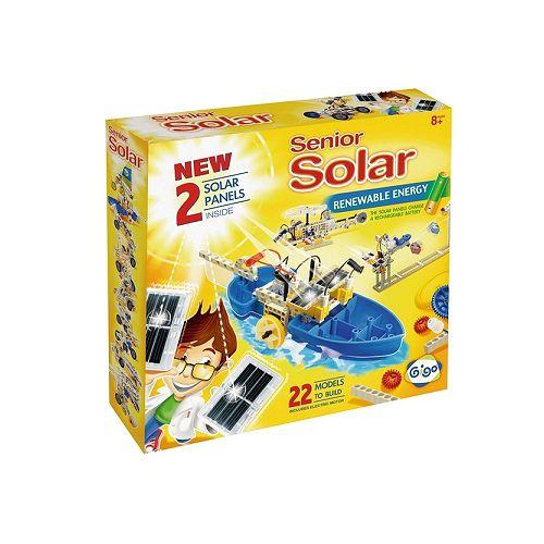 【GIGO智高】雙片太陽能進階組 #7345R