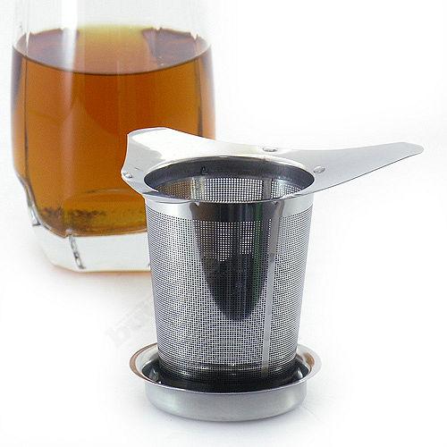 ◤適合各式杯類◢不鏽鋼沖泡茶濾網組