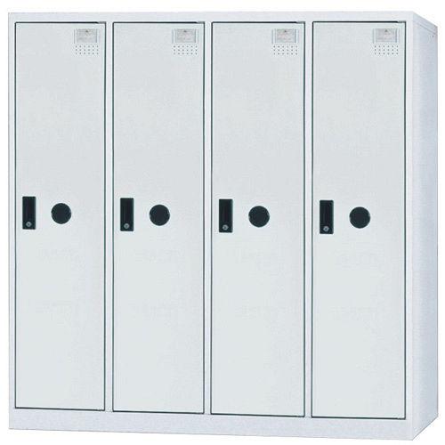 HAPPYHOME~免組裝~多用途4尺鋼製4人置物櫃SDF~0504A