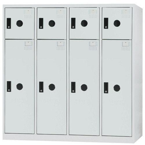 HAPPYHOME~免組裝~多用途4尺鋼製4人置物櫃SDF~0508A