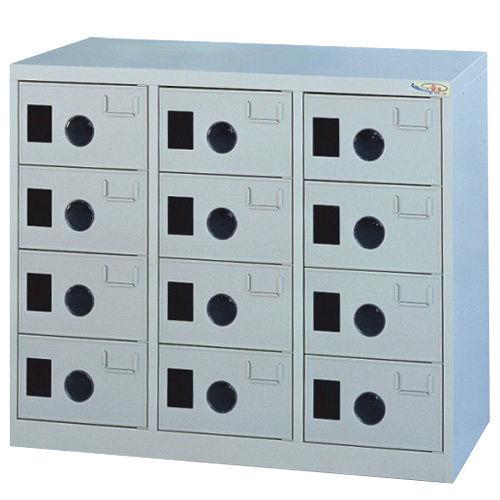 HAPPYHOME~免組裝~多用途 鋼製12格置物櫃MC~1012A
