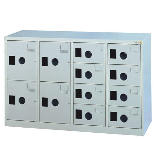 HAPPYHOME~免組裝~多用途 鋼製12格置物櫃MC~2012A
