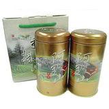 【高山烏龍茶】阿里山烏龍茶禮盒(4兩x10罐)