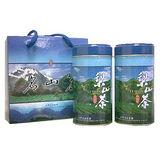 【高山烏龍茶】梨山烏龍茶禮盒(4兩x10罐)