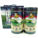【高山烏龍茶】大禹嶺烏龍茶禮盒(4兩x10罐)