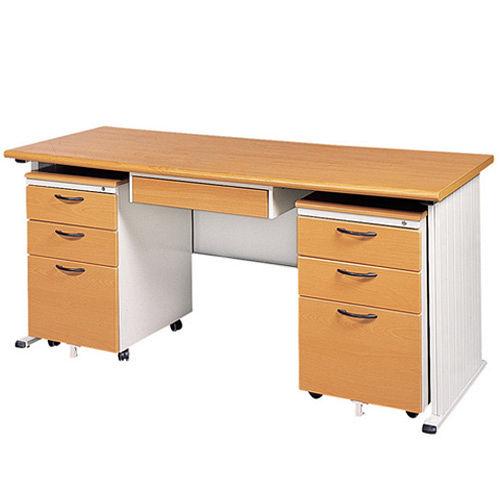 STHA木紋辦公桌櫃組251-12(150)