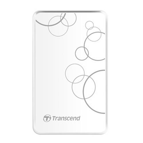 Transcend 創見 Storejet 25A3W 1TB USB3.1 2.5吋 防震外接硬碟