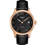 TISSOT Le Locle 機械腕錶(T0064083605700)