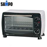 『SAMPO 』☆聲寶 19公升 中型烤箱 KZ-HF19