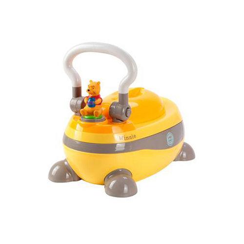 迪士尼Pooh維尼熊三用便器