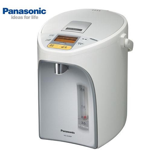 Panasonic國際牌3公升真空斷熱熱水瓶NC-SU303P