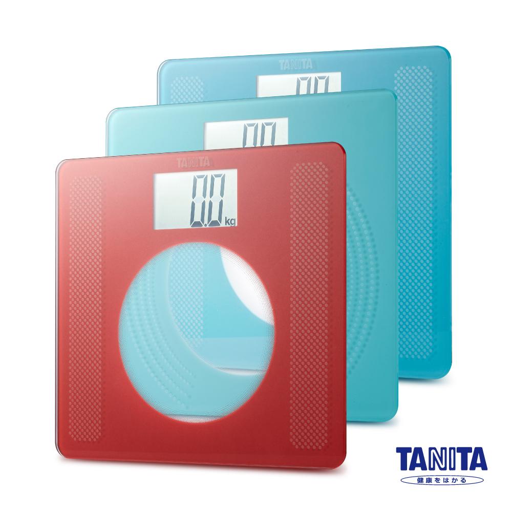 日本TANITA大螢幕超薄電子體重計HD-381