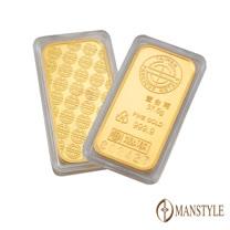 MANSTYLE 黃金條塊 (壹台兩重)