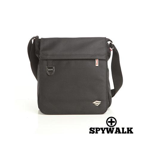 DF【Bag school】紳士品格簡約實用款側肩包-大