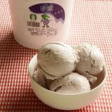 【吉農冰城】芋頭冰淇淋(1公升x4盒)