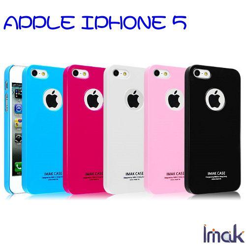 IMAK APPLE IPHONE 5 超薄冰激凌保護殼
