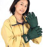 SNOWTRAVEL 防水羽毛手套(軍綠)